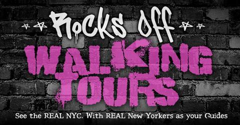 Rocks Off Walking Tours