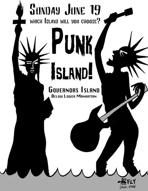 Punk island 2011