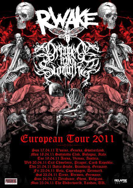 Rwake tour
