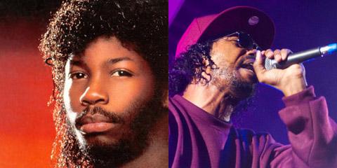 Steve & Dam-Funk