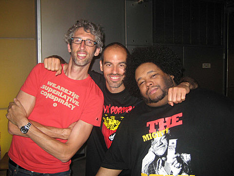 Stretch & Bobbito with Lord Sear