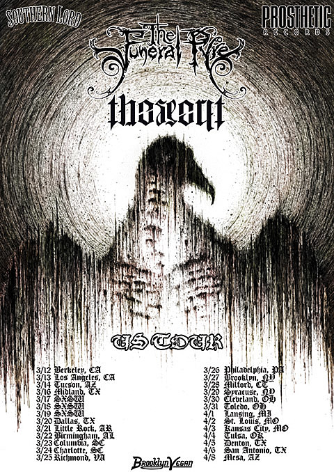 The Funeral Pyre tour