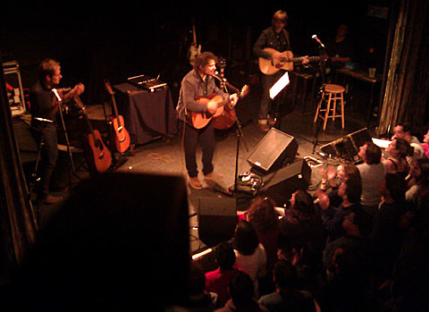 Jeff Tweedy at Bowery Ballroom