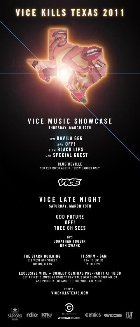 Vice 2011