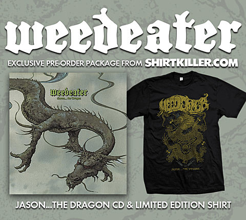 Weedeater preorder