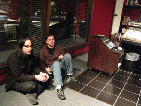 Om In The Studio