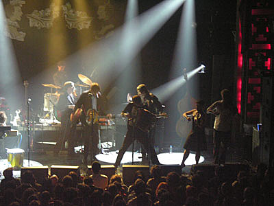 Arcade Fire at Webster Hall