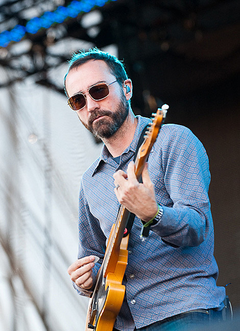 James Mercer w/ Broken Bells at ACL 2010