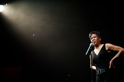Betty Lavette