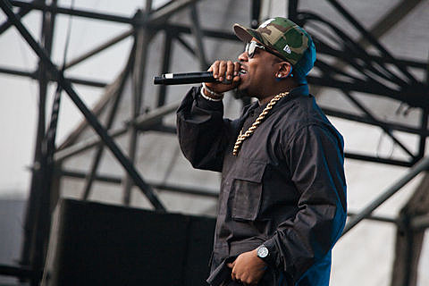 Big Boi (of Outkast)