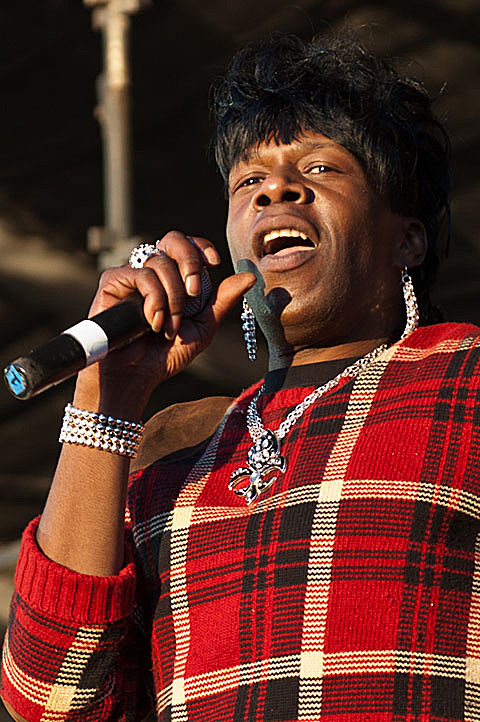 Big Freedia @ Fun Fun Fun Fest 6
