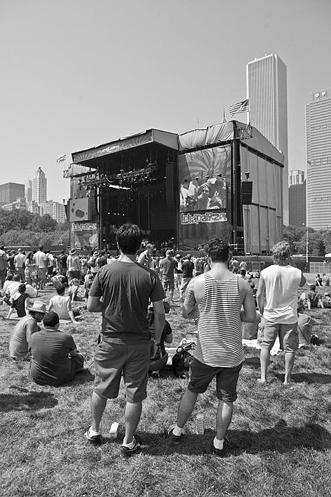 Lollapalooza 2012 - Day 1