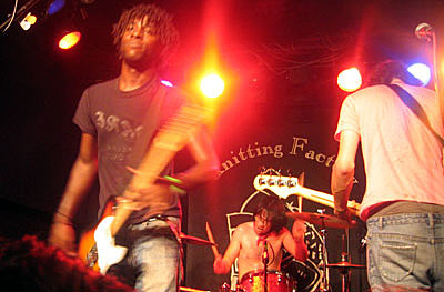 Bloc Party @ Knitting Factory