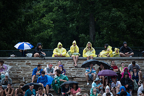 Osheaga 2012 - Day 3 in Photos