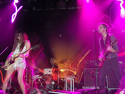 Blonde Redhead @ Webster Hall