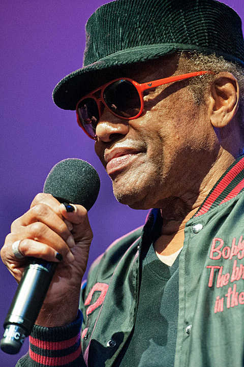 Bobby Womack, Damon Albarn & more