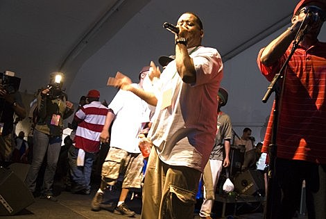Brand Nubian and OC