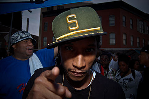General Steele of Smif N Wessun