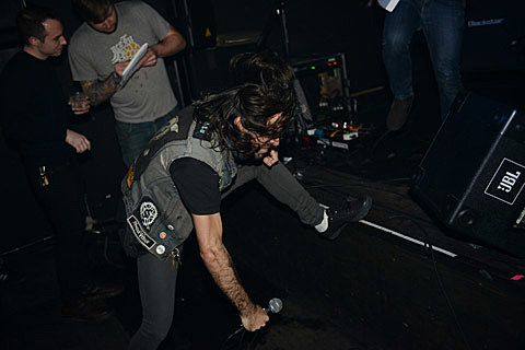 un-CMJ party at Saint Vitus, 2012
