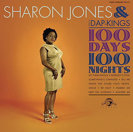 new Sharon Jones album