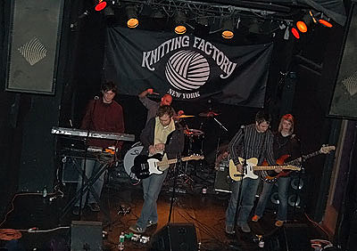 Burnside Project @ Knitting Factory