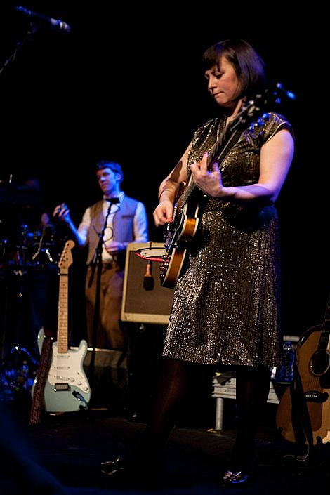 Camera Obscura Played Music Hall Of Williamsburg W