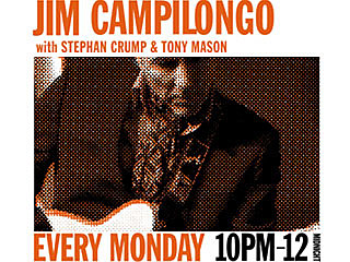 Jim Campilongo Still At The Living Room On Mondays Playing Classic Country Western In Ulysses S Grant