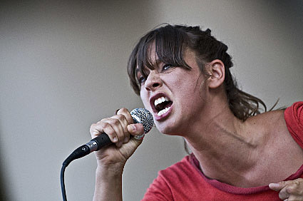Cat Power @ Lollapalooza