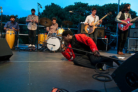 Charles Bradley & The Menahan Street Band