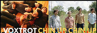 Voxtrot & Chin Up Chin Up