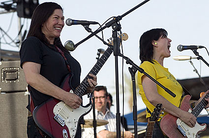 The Breeders @ Coachella