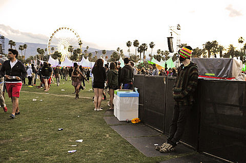 Coachella 2012 - Day 1