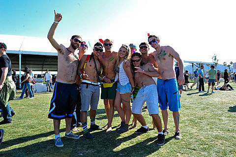 Coachella 2012 - Day 2
