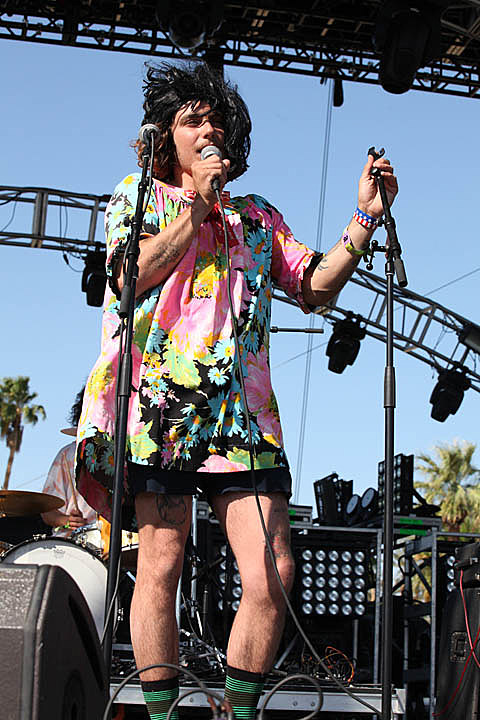 Coachella 2012 - Second Week Day 3
