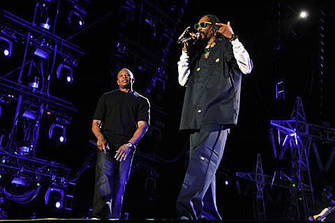 snoop and dre