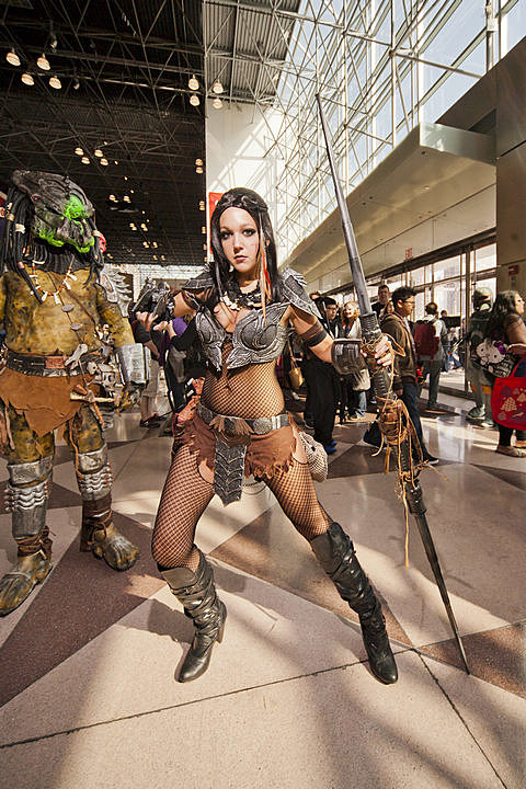 NY Comic Con 2012 in pictures