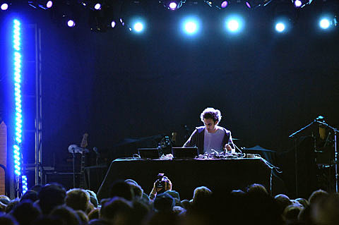Four Tet producing the new Neneh Cherry LP (stream a track