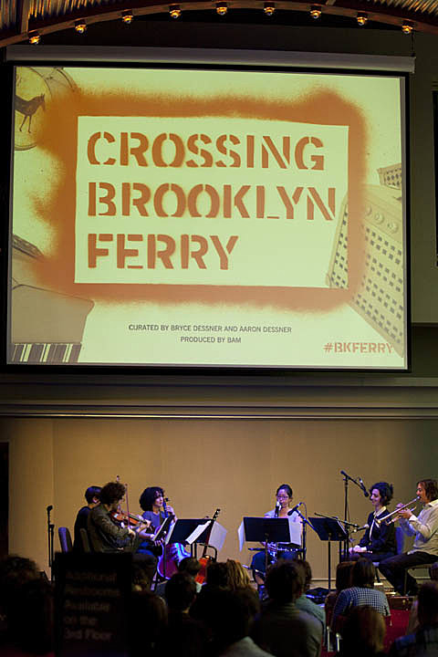 crossing brooklyn ferry Walt whitman asks himself and the reader of the poem, crossing brooklyn ferry, what significance a person's life holds in the scope of densely populated.