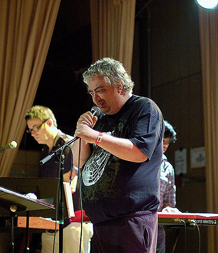 Daniel Johnston @ Warsaw