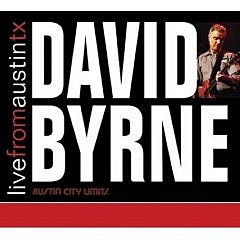 David Bryne Live From Texas