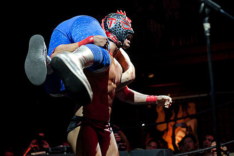 Vice - A night of Tequila and Lucha Libre