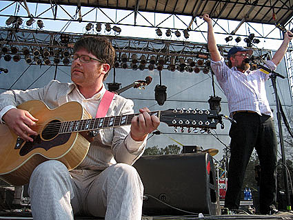 The DEcemberists @ Bonnaroo