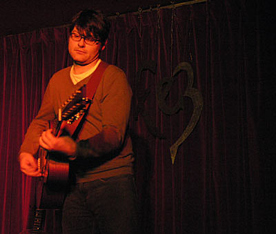 Colin Meloy Solo at Fez