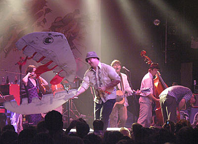 The Decemberists @ Webster Hall