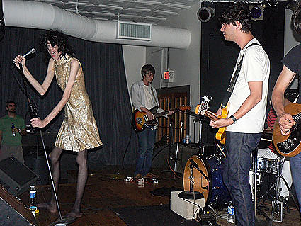 Deerhunter @ Satellite Ballroom