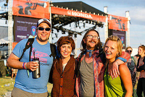Sasquatch Festival 2012 - Day 4