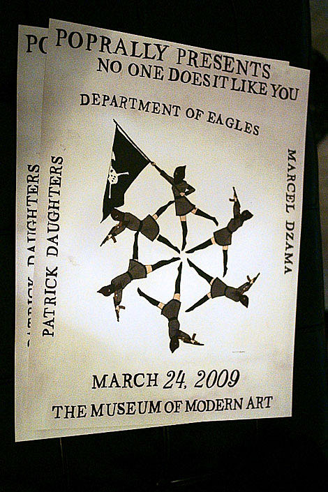 Department of Eagles