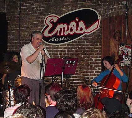 Daniel Johnston @ Emos