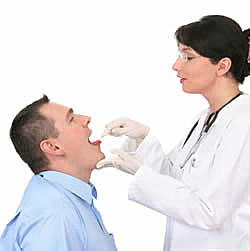 Morrissey visits an ear, nose and throat specialist
