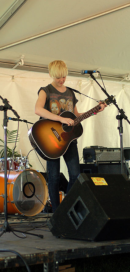 Emmy the Great, Laura Marling and Lightspeed Champion